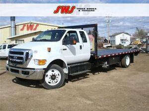 New 8.5x20' Truck Deck