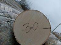 Oak, Birch sawn timber, beams for sale