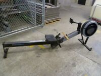 Concept 2 Rowing machine. Used but very good condition.