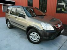2006 Honda CR-V RD MY2006 4WD Gold 5 Speed Automatic Wagon Molendinar Gold Coast City Preview