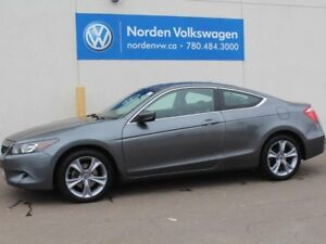 2009 Honda Accord Cpe EX-L - VERY LOW KM'S / AUTOMATIC / HEATED