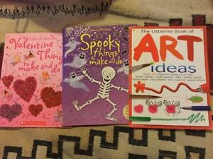 Art books for teachers