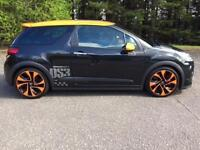 2012 61 CITROEN DS3 1.6 RACING 3D 207 BHP