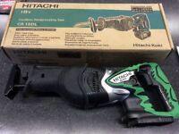 Scie alternative 18V Hitachi NEUF