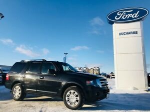 2013 Ford Expedition Limited, 4x4, Leather, NAV, R/Start, LOADED