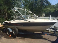 2007 MAXUM 1900SR3 WAKE BOAT WITH TOWER