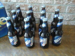 1993 Labatt Blue Beer Bottles with the Blue Jays Champions