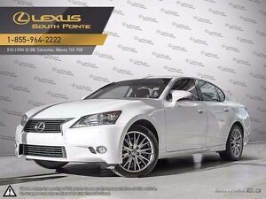 2015 Lexus GS 350 Executive All-wheel Drive (AWD)