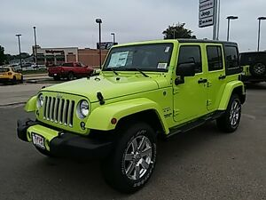 2016 Jeep Wrangler Frontier Chrysler Dodge Jeep Ram