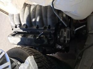 Used 6.2 L chev engine