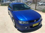 2004 Holden Commodore VZ SV6 5 Speed Sports Automatic Sedan Greenacre Bankstown Area Preview