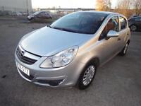 LHD 2010 Opel Corsa 1.2 Petrol 5Door. SPANISH REGISTERED