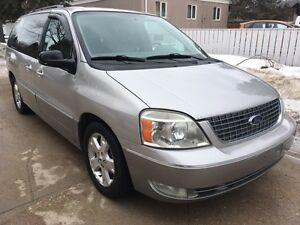 2005 Ford Freestar LOADED Leather*DVD* NO TAX