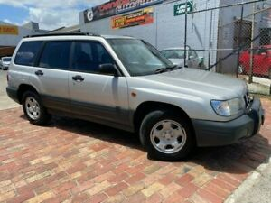 2000 Subaru Forester 79V MY00 GX AWD Silver 4 Speed Automatic Wagon Bentleigh East Glen Eira Area Preview