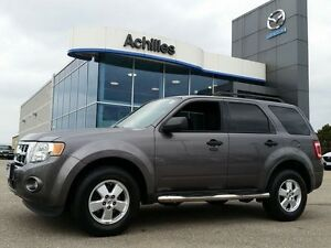 2011 Ford Escape XLT, Auto, 4 Cyl, Side Steps