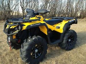 Wanted 2010-2015 can am outlander xt 800,1000