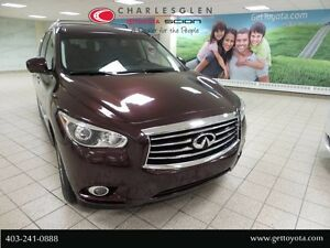 2013 Infiniti JX35 AWD - DVD Players