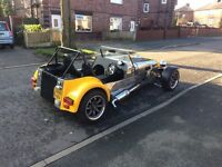 Lotus rep kit car robinhood