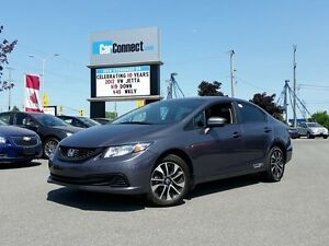 2014 Honda Civic EX ONLY $19 DOWN $58/WKLY!!