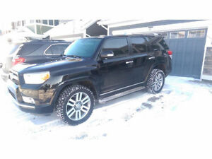 2010 Toyota 4Runner LIMITED--all-time 4x4, fully loaded