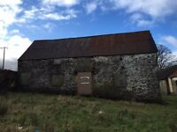 Two Barns with Residential Planning for Sale in Cilfynydd