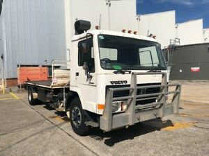 1989 Volvo FL10 Milperra Bankstown Area Preview