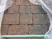 Monksbridge Block Paving, 80mm thick, Royale Colour, driveway blocks, heavy duty