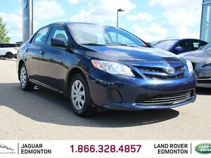2013 Toyota Corolla CE - Local One Owner Trade In | 3M Protectio