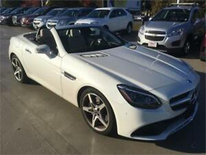 2017 Mercedes-Benz SLC SLC 300 PREMIUM just 2700 km