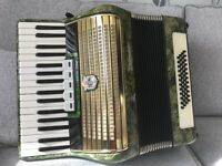 Weltmeister Accordian