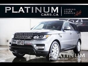 2014 Land Rover Range Rover Sport Supercharged, Clean