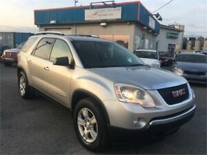 GMC ACADIA SLE 2008 AWD/ 7 PASSAGERS/ AC/ MAGS/ CRUISE/ PAS CHER