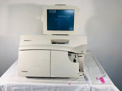 Siemens Rapidlab 1265 Blood Gas Analyzer T1552