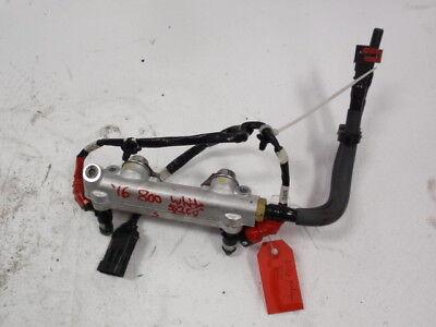2016 Polaris Pro S X Switchback 800 Snowmobile Engine CFI Fuel Injectors Rail