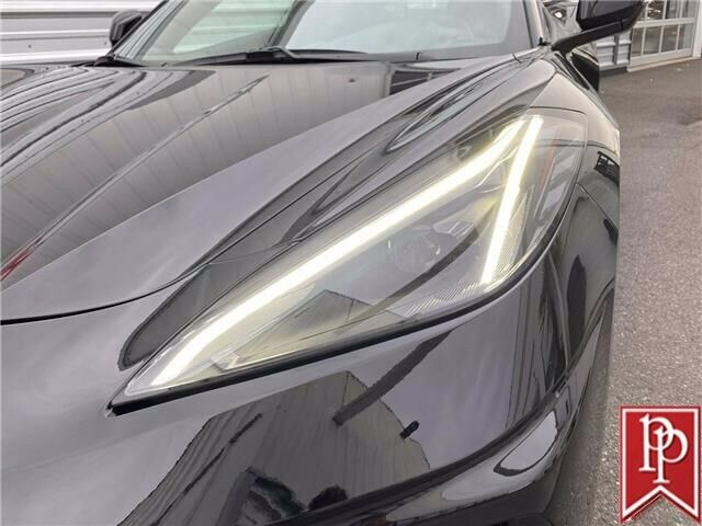 2020 Black Chevrolet Corvette  1LT   C7 Corvette Photo 5