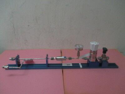 Kinetics Gas Line, Tescom 60  74-24P1KR920-067, Pall SGLFPF6402VMM4 double ended