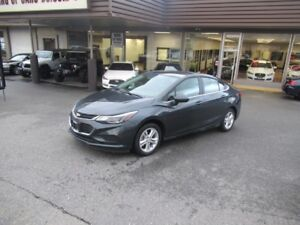 2017 Chevrolet Cruze LT 1.4L TURBO