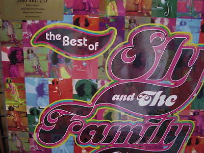 SLY & THE FAMILY STONE BEST OF DELUXE PACKAGING  180 GRAM SIMPLY VINYL 2 LP (Simply The Best Disco)
