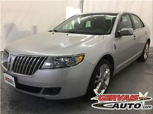 Lincoln MKZ AWD Navigation Cuir A/C MAGS 2012