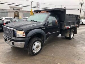 2007 Ford F-450 WORK TRUCK*4X4*CRUISE CONTROL*BANQUETTE*