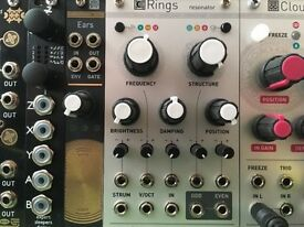 Rings Mutable Instruments Eurorack Module