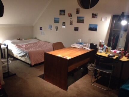 HUGE DIVIDED LOFT ROOM (shared by two) available in CITY CENTRE!! West Perth Perth City Preview