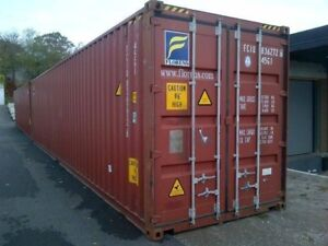 STORAGE CONTAINERS. SHIPPING CONTAINERS. SEA CANS