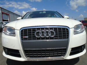 2006 Audi A4 S-LINE-QUATTRO-AWD-LEATHER-SUNROOF-6 SPEED Edmonton Edmonton Area image 1