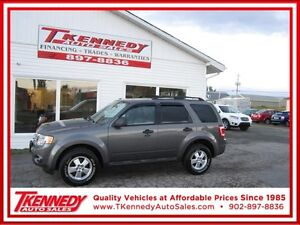 2011 Ford Escape XLT V-6 Auto 4WD