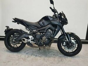 2017 Yamaha MT-09A West Ipswich Ipswich City Preview