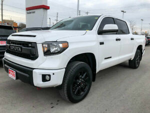 2017 Toyota Tundra AUTHENTIC CREWMAX TRD PRO!!!