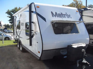 Roulotte 2013 Matrix 721rb