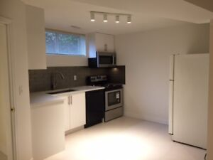 Fully Furnished Studio style basement suite $1550