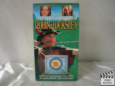 Robin of Locksley VHS Devon Sawa, Sarah Chalke